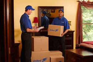 Movers Packing Home
